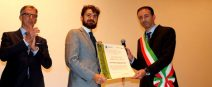 "The President Of Renco, Mr. Giovanni Gasparini, Received The ""Enrico Mattei"" Award From The Municipality Of Acqualagna."