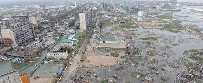 Humanitarian Tragedy In Mozambique Due To Cyclone Idai