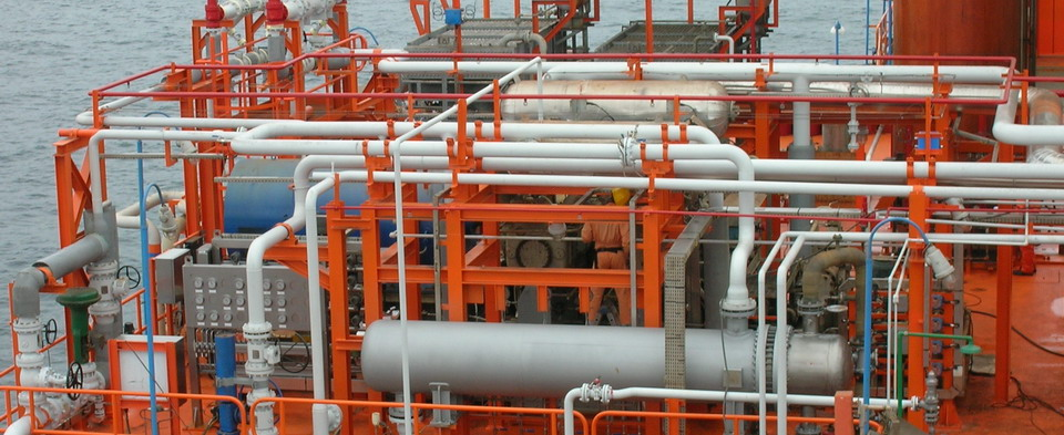 Kitina Oil Platform Epci Booster And Appoint Gas Compression System
