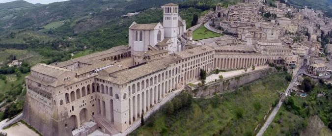Sacred Convent Of Assisi Rehabilitation And Restoration Of Its External And Internal Areas