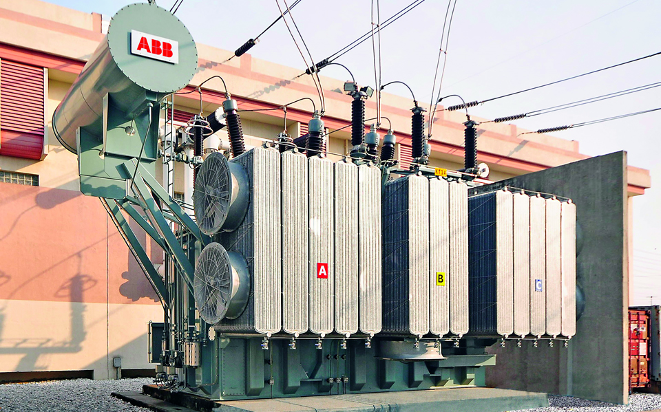 Basrah Electric Substation