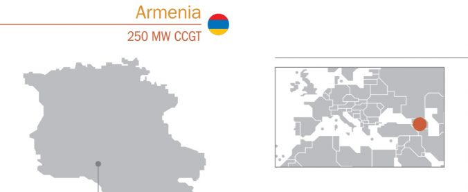 Energy, Renco Will Build A Power Plant In Yerevan (Armenia)