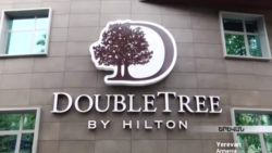 The Sign Hotel – Hilton Doubletree – Yerevan
