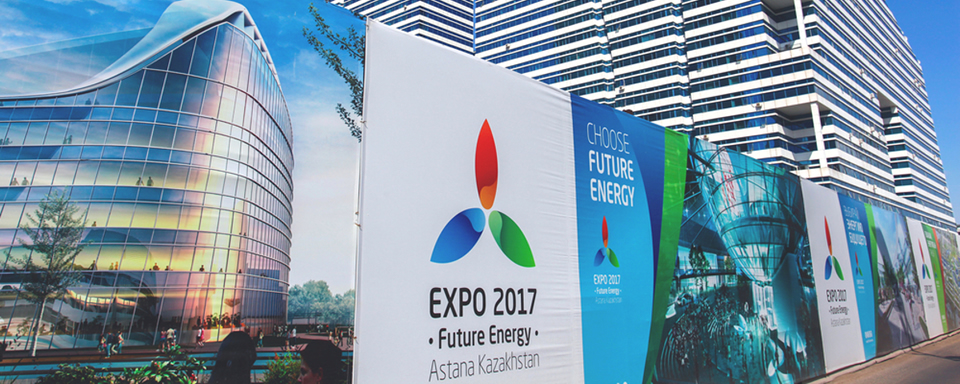 Energy Group Renco wins the tender for the Italian stand at the 2017 EXPO in Astana, Kazakhstan.