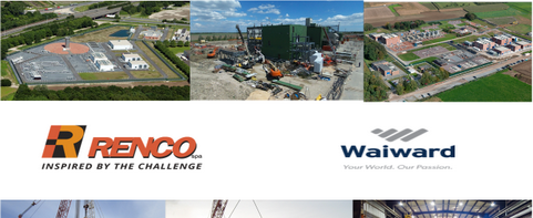 RENCO CANADA And Waiward Steel, Supported By Hillcore (industrial Group) With Academy