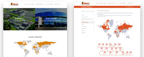 The Launch Of The New Website Of Renco