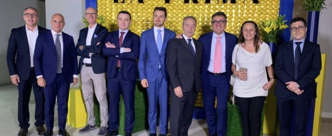 Renco Opens A New Commercial Centre/shopping Mall In Almaty, Kazakhstan.