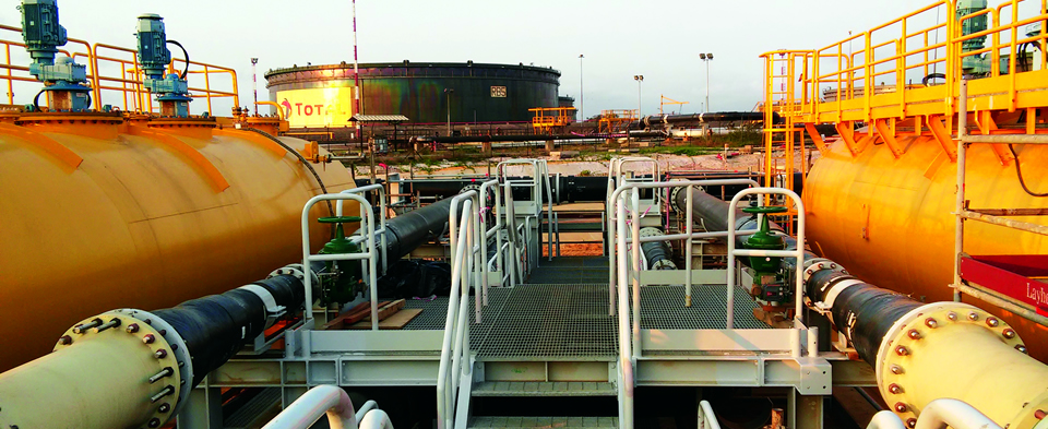 Water Treatment Terminal