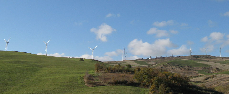 wind farm lucito